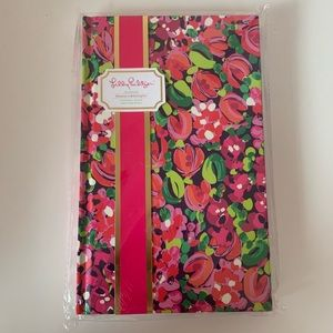 Lily Pulitzer Journal